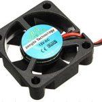 Køling. 30X30X10 MM. 12V DC Brushless cooling fan
