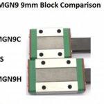 MGN 09H Linear Block